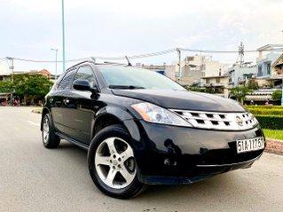 Nissan Murano nhập 2006 màu đen zin full đủ đồ chơi cao cấp không thiếu món nào hai cầu nội thất kem nệm da cao cấp đẹp