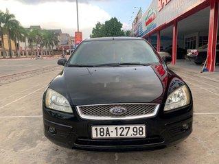 Bán xe Ford Focus năm 2006, màu đen, xe nhập