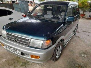 Cần bán xe Toyota Zace năm sản xuất 2002, giá 128tr