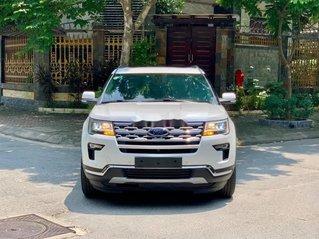 Bán Ford Explorer năm sản xuất 2018, màu trắng