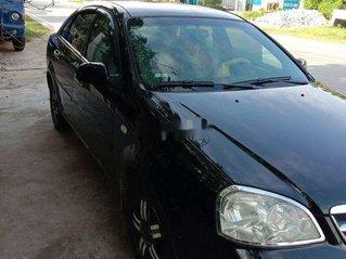 Cần bán Daewoo Lacetti sản xuất năm 2007, màu đen, 128tr
