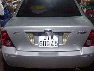 Cần bán lại xe Ford Laser sản xuất năm 2005, màu bạc