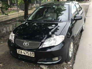 Chính chủ bán Toyota Vios sản xuất 2007, màu đen
