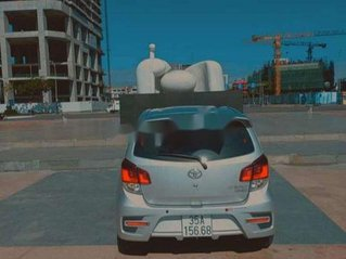 Bán Toyota Wigo 2019, màu bạc, nhập khẩu