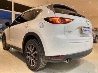 Cần bán Mazda CX 5 năm sản xuất 2018, màu trắng