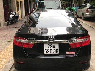 Bán Toyota Camry đời 2013, màu đen, nhập khẩu nguyên chiếc