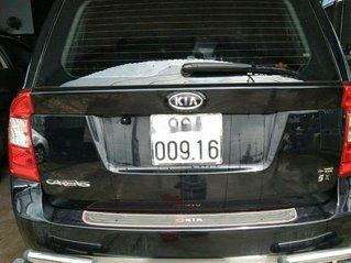Bán ô tô Kia Carens đời 2012, màu đen, 7 chỗ