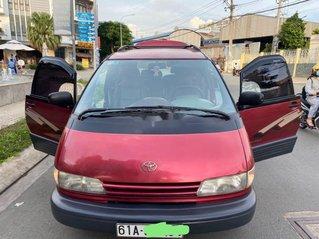 Bán Toyota Previa sản xuất năm 1993, màu đỏ, nhập khẩu