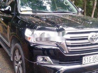Bán xe Toyota Land Cruiser năm 2016, màu đen, nhập khẩu