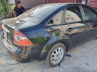 Cần bán xe Ford Focus sản xuất năm 2008, màu đen, nhập khẩu còn mới, giá 180tr