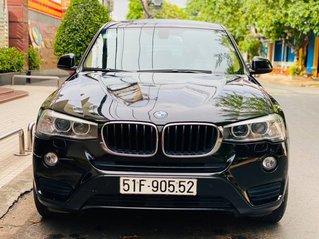 Bán BMW X3 2015, màu đen, nhập khẩu
