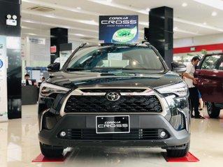 """""""Hot"""" Corolla Cross bản cao cấp, đủ màu giao ngay, nhập Thái - 260 triệu nhận xe ngay"""