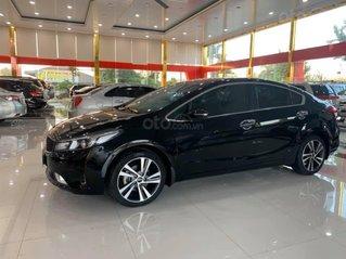 Bán xe Kia Cerato SX 2018, màu đen