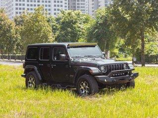Bán Jeep-Wrangler-Rubicon 2020 nhập Mỹ bản cao cấp nhất hiếm nhất xe đi 11 263km bao check hãng