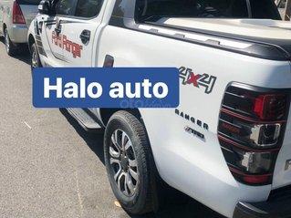 Ford Ranger Wildtrak 2016 màu trắng