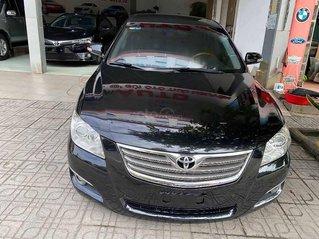 Cần bán gấp Toyota Camry 2.4G năm sản xuất 2008, màu đen còn mới