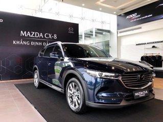 Mazda CX-8, ưu đãi cực lớn đến từ Mazda Nguyễn Trãi