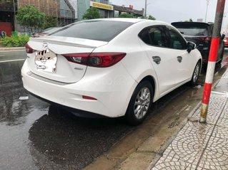 Bán xe Mazda 3 1.5AT Premium sx 2017, màu trắng