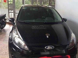 Bán Ford Fiesta sản xuất 2011, màu đen, nhập khẩu