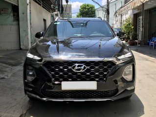 Hyundai SantaFe Premium 2.2L HTRAC, 2019, lướt 4.800km hỗ trợ trả góp