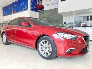 Bán xe Mazda 6 2.0L AT, màu đỏ sx 2016