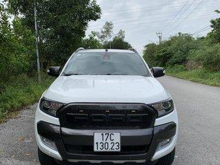 Bán Ford Ranger sản xuất 2017, màu trắng, giá chỉ 760 triệu