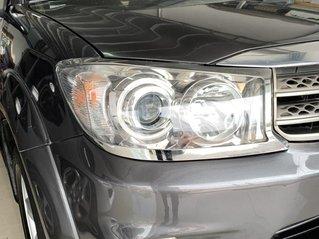 Cần bán gấp Toyota Fortuner năm sản xuất 2009, màu đen còn mới giá cạnh tranh