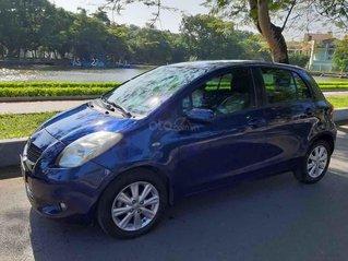 Cần bán xe Toyota Yaris năm sản xuất 2007, màu xanh lam, nhập khẩu nguyên chiếc