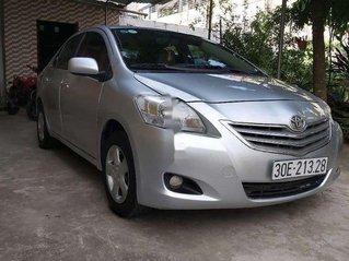 Bán Toyota Vios năm sản xuất 2009, màu bạc, xe nhập