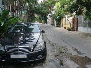 Gia đình bán xe Mercedes C250 sản xuất năm 2010, màu đen, giá 435tr