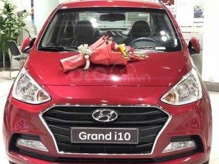 Hyundai Grand i10 2020 siêu khuyến mãi, trả trước 80 triệu nhận ngay xe
