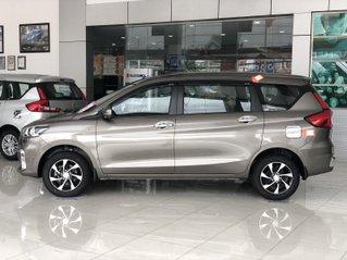 Suzuki Ertiga full option giá cực sốc, hỗ trợ trả góp cực cao, chỉ còn vài xe trả trước 100 triệu có xe lăn bánh