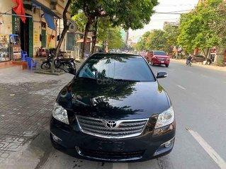Bán xe Toyota Camry năm 2007, màu đen còn mới