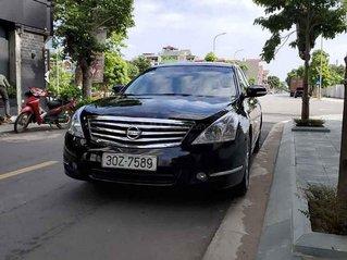Cần bán lại xe Nissan Teana sản xuất năm 2010, màu đen, xe nhập còn mới, giá 390tr