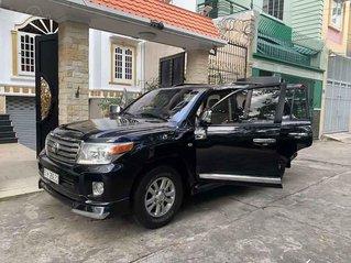 Cần bán gấp Toyota Land Cruiser GX. R 4.0 V6 sản xuất năm 2008, màu đen, xe nhập