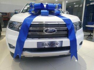Ford Ranger Limited 2020 - Ưu đãi 25 triệu (gói phụ kiện), 2 cầu số tự động