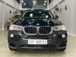 Bán BMW X3 2014 đăng ký 2015, xe đẹp không lỗi bao check hãng