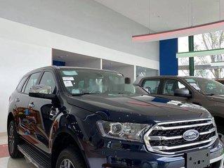 Cần bán Ford Everest đời 2020, màu xanh lam, xe nhập