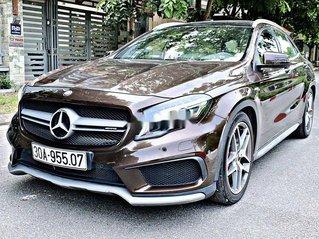 Cần bán xe Mercedes GLA 45 năm 2015, màu nâu, nhập khẩu