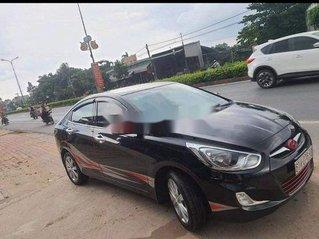 Cần bán lại xe Hyundai Accent đời 2012, màu đen, xe nhập