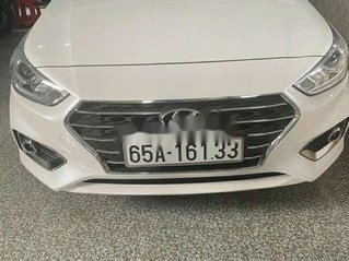 Cần bán Hyundai Accent sản xuất 2018, màu trắng, xe chính chủ
