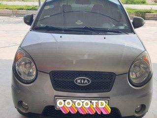 Cần bán xe Kia Morning năm sản xuất 2008, màu bạc, xe nhập, số tự động
