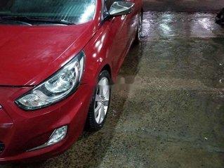 Cần bán lại xe Hyundai Accent đời 2011, màu đỏ, nhập khẩu còn mới, giá tốt