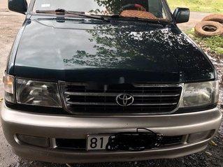 Cần bán lại xe Toyota Zace năm sản xuất 2002