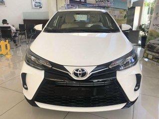 Bán ô tô Toyota Yaris 2020, màu trắng, xe nhập