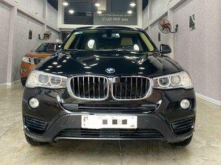 Cần bán xe BMW X3 2014, màu đen, nhập khẩu nguyên chiếc