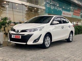 Bán Toyota Vios sản xuất 2020, màu trắng