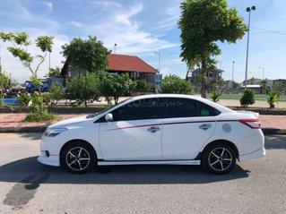 Bán Toyota Vios SX 2017 màu trắng còn mới nguyên