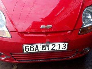 Cần bán lại xe Chevrolet Spark đời 2009, màu đỏ