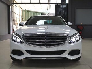Mercedes C250 Exclusive sản xuất 2015, màu trắng